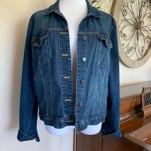 GAP Size XL Jean Jacket